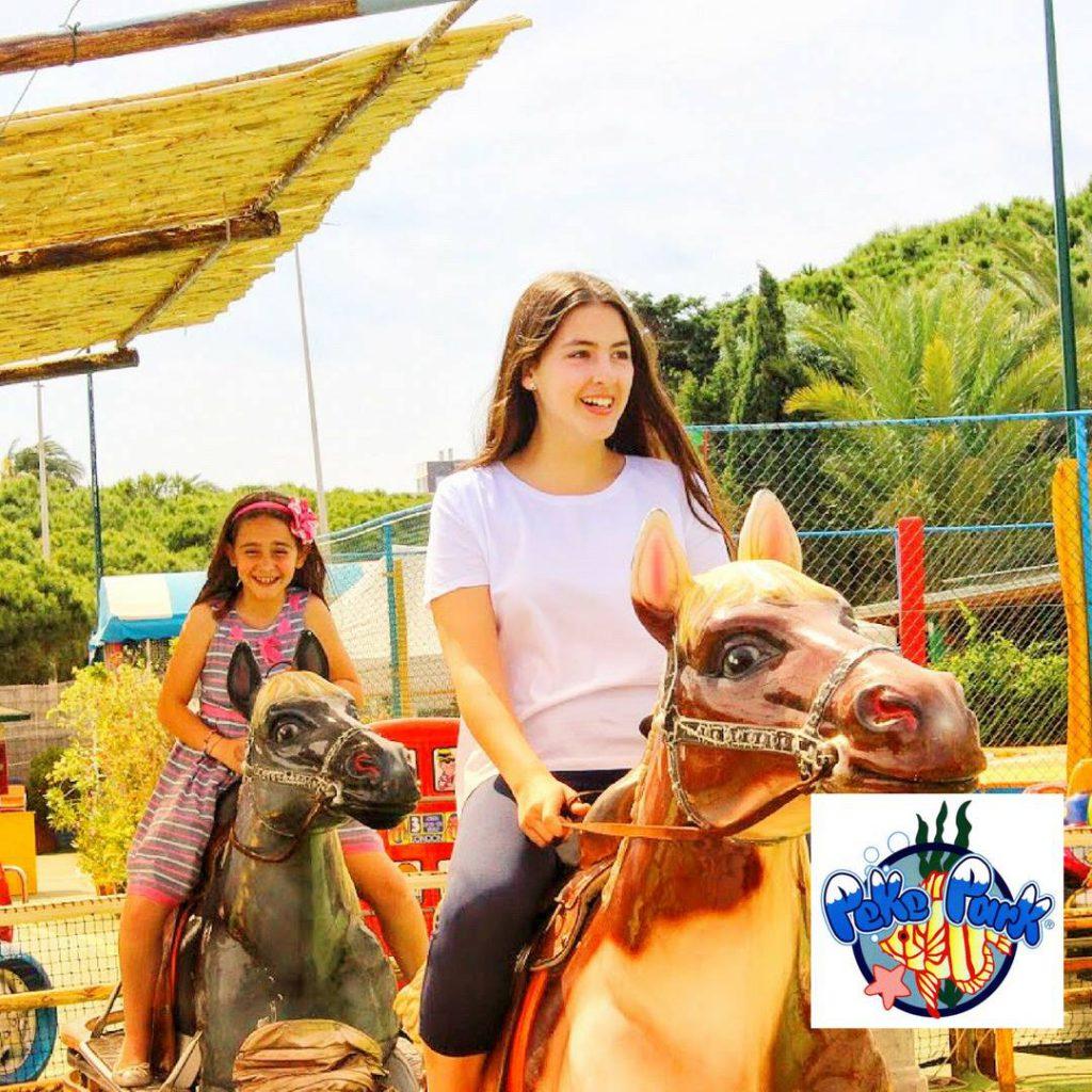 atracciones para niños en la manga peke oeste peke park