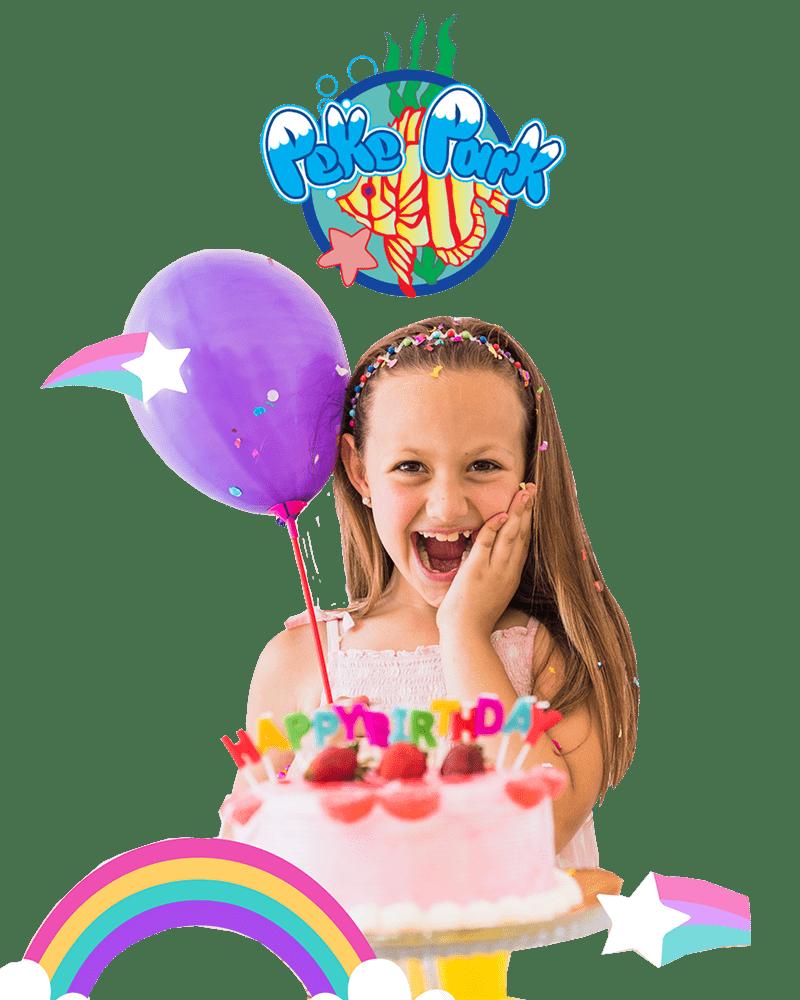 cumpleaños para niños la manga